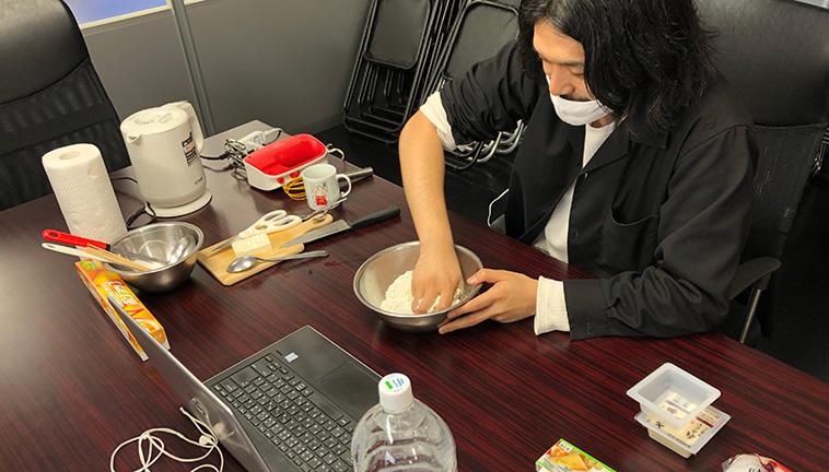 【オンライン体験】和菓子デザイナーと作る可愛い抹茶のお団子-画像_05