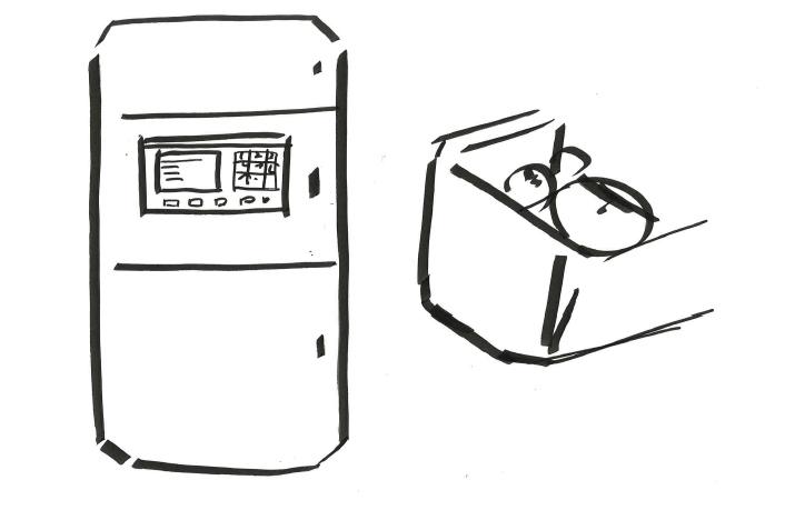 【在庫管理+自動発注冷蔵庫】